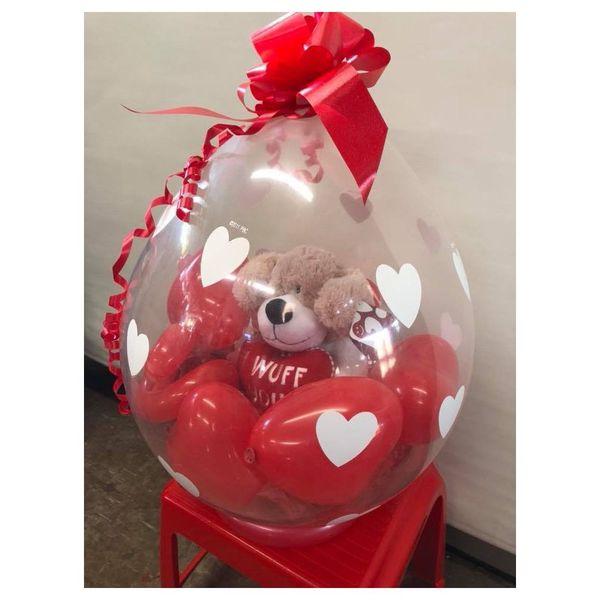 Valentines Balloon Gift 💝