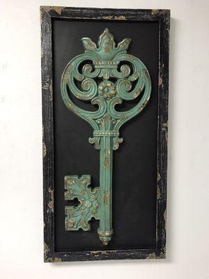"Antiqued skeleton key decor 28"" x 14"" for Sale in Bradenton, FL"