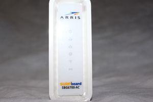 Arris Surfboard Modem & Wifi Router for Sale in Belmont, CA