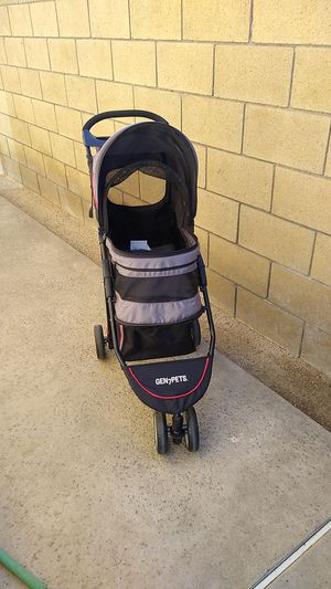 dog or cat stroller (like new!) for Sale in Anaheim, CA