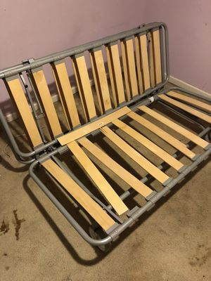 Futon Frame with Mattress for Sale in Decatur, GA