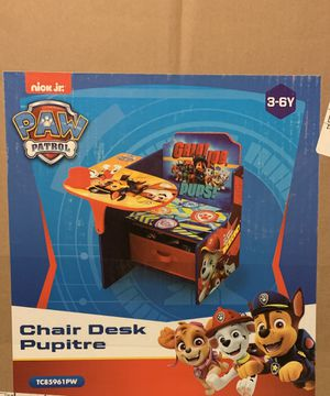 Paw patrol kids desk- brand new for Sale in Harrison, NY