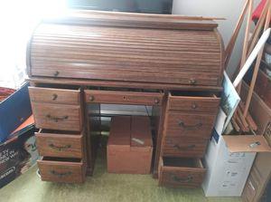 Roll top desk for Sale in Waterloo, IA