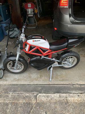 Razor RSF 650 motor bike for Sale in Houston, TX