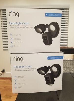 Ring Floodlight Cam for Sale in Norwalk, CA