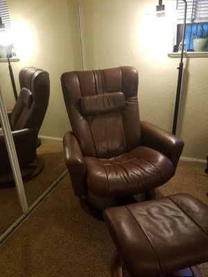 Leather tv chair/recliner for Sale in Colma, CA
