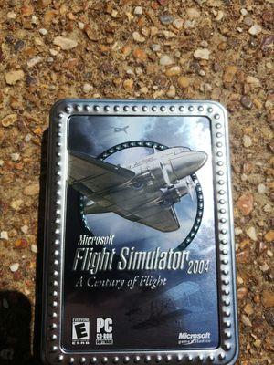 Microsoft flight simulator 2004 for Sale in Nashville, TN