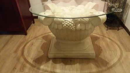Italian Glass Dining Table for Sale in Murfreesboro,  TN