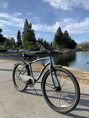 "New men's awesome 😎 beach 🏖 cruiser 26"" bike bicycle for Sale in Chula Vista, CA"