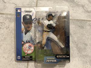 McFarlane Toys Series 2 Derek Jeter Figure for Sale in Elizabeth, NJ