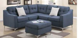 SECTIONAL BRAND NEW! $599. THE FURNITURE PLUG! IM NOT A RETAILER, DONT FALL FOR THEIR TRICKS! for Sale, used for sale  New York, NY