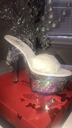 Women Platform Heels Size 11 for Sale in Suitland, MD