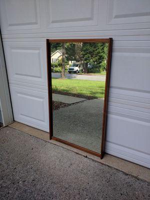 Teak mirror for Sale in Duluth, GA