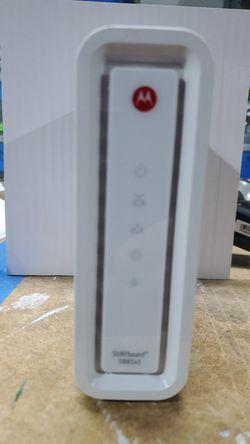 Motorola SB6141 modem for Sale in Naperville,  IL