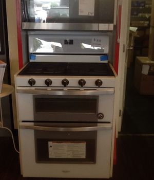 New open box gas range WGG745S0FH for Sale in Whittier, CA