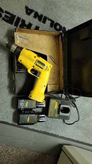 Dewalt 12 volt drill for Sale in Rocky Mount, NC