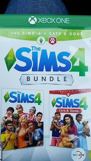 Sims 4 Cats & Dogs Bundle 45$ OBO for Sale in Port Richey, FL