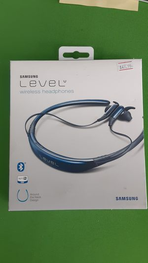 Samsung Level Wireless Headphones for Sale in San Angelo, TX
