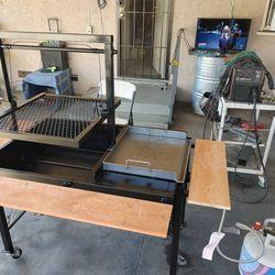JLR CUSTOM BBQ GRILL for Sale in Chino Hills,  CA