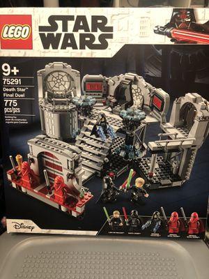 New LEGO Star Wars Final Duel. for Sale in San Bernardino, CA