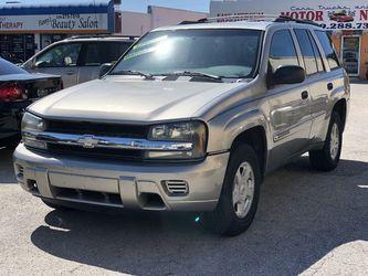 2002 Chevrolet Trailblazer for Sale in Fort Myers,  FL