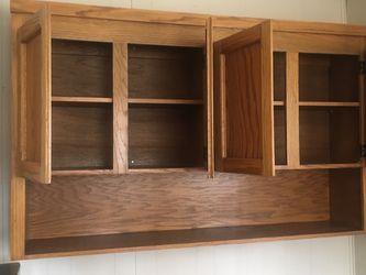 Upper Cabinet (oak) for Sale in Seattle,  WA