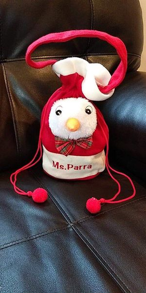 christmas 3D plush toy bag for Sale in Los Angeles, CA