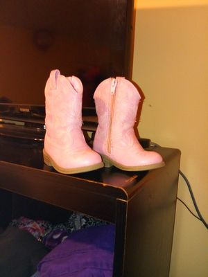 Pink Cowgirl boots for Sale in Snellville, GA