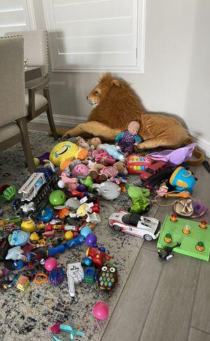 Kids toys///Big Lion 🦁 for Sale in Peoria, AZ