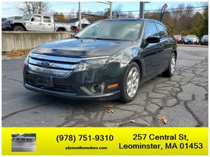 2010 Ford Fusion for Sale in Leominster, MA