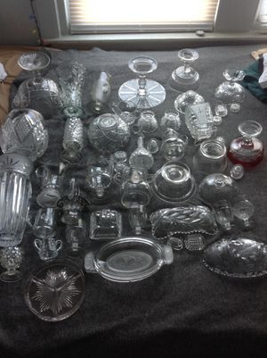 Antique Crystal and Depression Glass for Sale in Philadelphia, PA