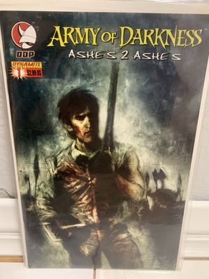 Army of darkness comic book for Sale in Ontario, CA