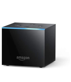 Fire TV Cube (1st Gen), hands-free with Alexa and 4K Ultra HD and I 1st Gen Alexa Voice for Sale in Seattle, WA