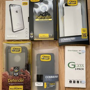 iPhone 6s Plus Otter Box Cases for Sale in Old Bridge Township, NJ