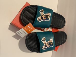 Rare Nike Benassi JDI Print Slides for Sale in Commerce, CA