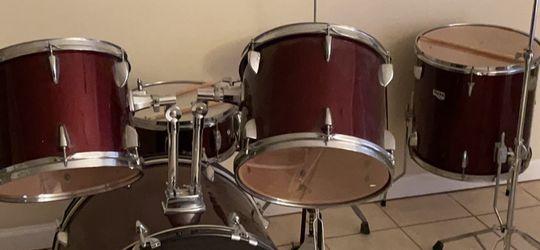 7-pc Rhythm Art Drumset for Sale in Suwanee,  GA