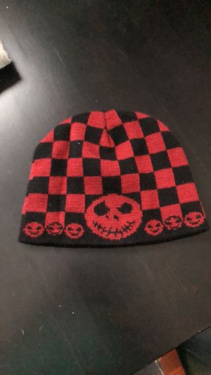 Nightmare before Christmas beanie for Sale in Beaumont, CA