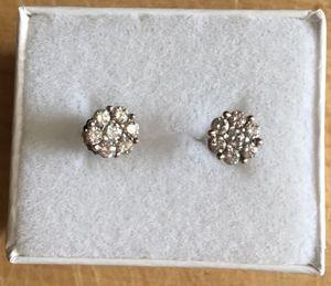 Diamond Earrings - Custom Made for Sale in Scottsdale, AZ