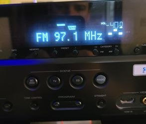 Yamaha Receiver 7.2. Model RX-V667. Receiver Only. No Remote Lost It. But Every Function Works As It Should And Every Channel Works As It Should. for Sale in Portland,  OR
