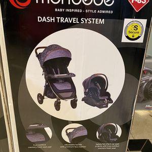 Monbebe Car seat / Stroller for Sale in Smyrna, GA