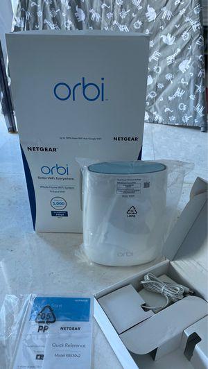 New Netgear Orbi WiFi router RBR50 for Sale in Miami, FL