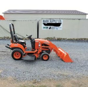 2012 Kubota BX1860 Sub Compact Tractor Loader Belly Mower 4X4 3 Point Hitch PTO! for Sale in Richmond, CA