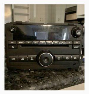 2011 Chevy Silverado stock stereo like new. for Sale in Stockton, CA