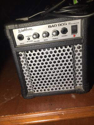 Washburn 12w amplifier for Sale in Northbrook, IL