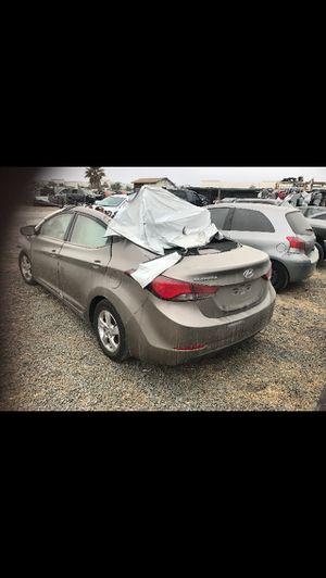 2015 Hyundai Elantra for parts for Sale in Chula Vista, CA