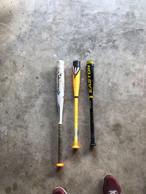Baseball bats for Sale in Houston, TX