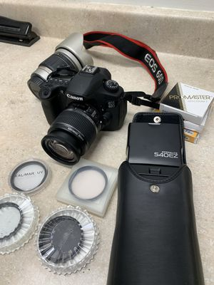 Canon eos 60D for Sale in Overland, MO