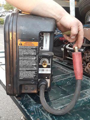pro welder red ark D Lincoln electric welder for Sale in Portland, OR