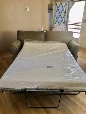 Memory Foam Sleeper Sofa for Sale in Big Bear, CA