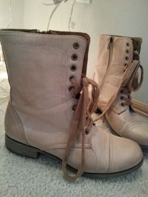 Combat boots for Sale in Snohomish, WA
